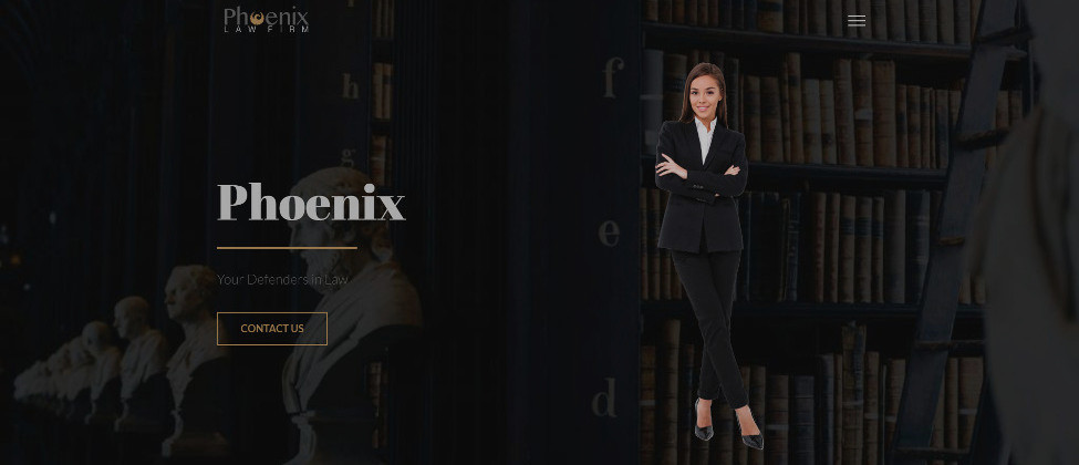 Phoenix Lawyer Website Demo